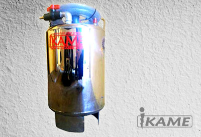 Tabung Stainless Ikame-201 15 LTR