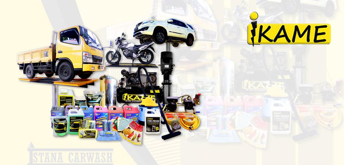 Peralatan Yang Dibutuhkan Untuk Membuka Usaha Cuci Mobil