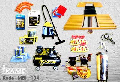 """Paket Cuci Mobil """"1 Hidrolik Type-H"""" – MBH 104"""