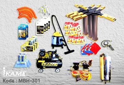"Paket Cuci Mobil ""3 Hidrolik"" – MBH 301"