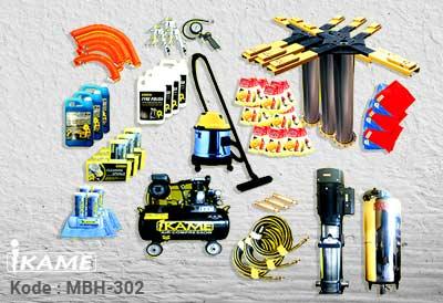 "Paket Cuci Mobil ""3 Hidrolik"" – MBH 302"