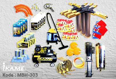 "Paket Cuci Mobil ""3 Hidrolik"" – MBH 303"