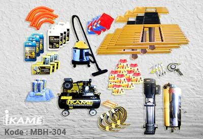 """Paket Cuci Mobil """"3 Hidrolik Type-H"""" – MBH 304"""