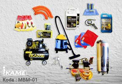 Paket Cuci Mobil Standart – MBM 01