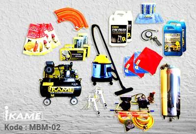 Paket Cuci Mobil Standart – MBM 02