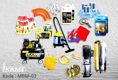 Paket Cuci Mobil Standart – MBM 03