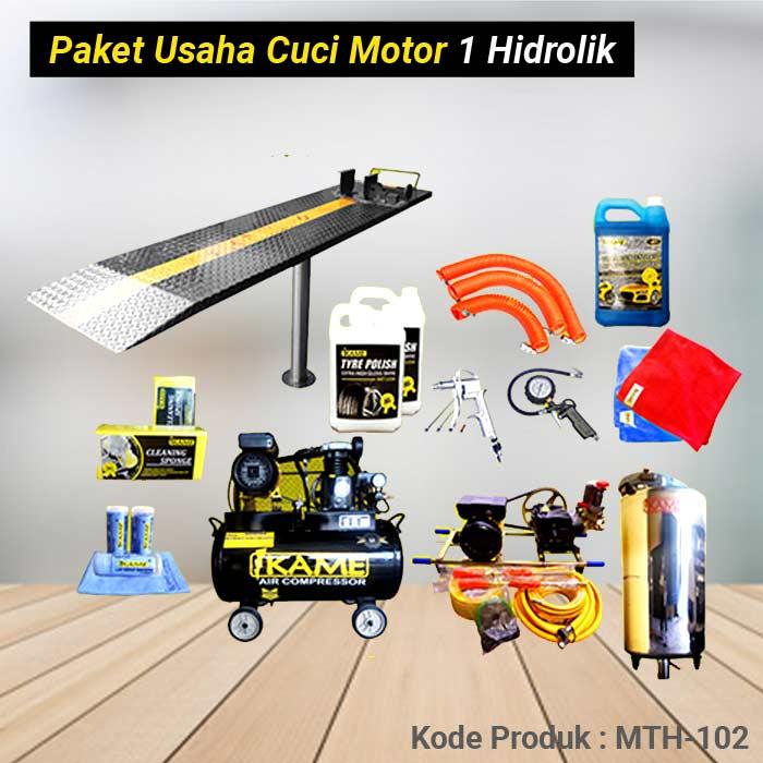 Paket Cuci Motor 1 Hidrolik – MTH 102