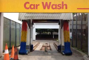 cuci kendaraan