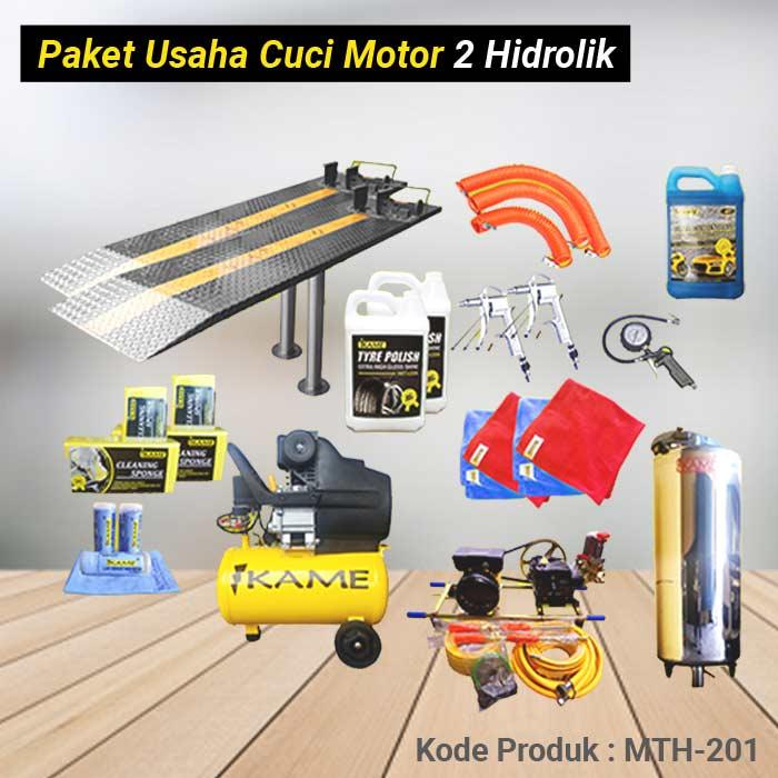 Paket Cuci Motor 2 Hidrolik – MTH 201