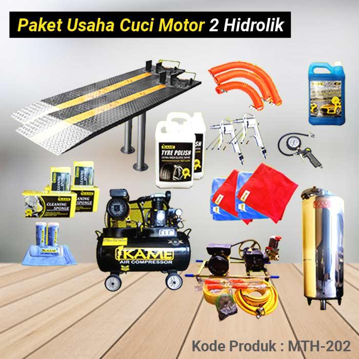 Paket Cuci Motor 2 Hidrolik – MTH 202