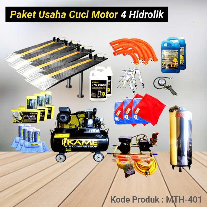 Paket Cuci Motor 4 Hidrolik – MTH 401