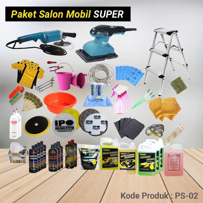 Paket Super (PS – 02)