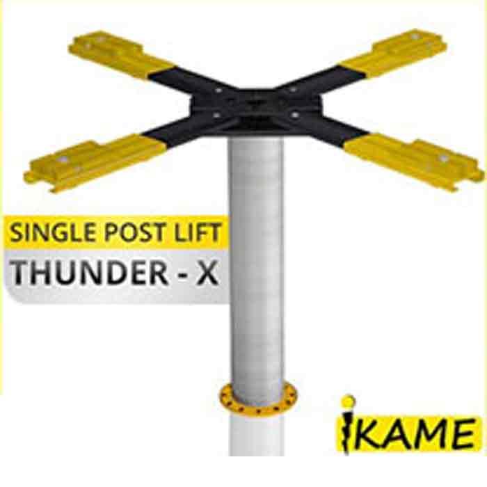 Hidrolik Mobil Ikame Thunder X