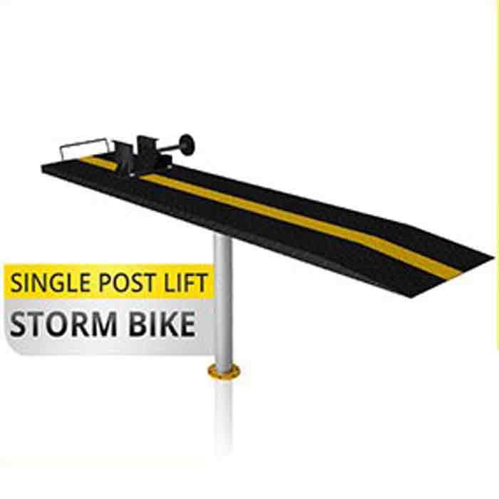 Hidrolik Motor Storm Bike
