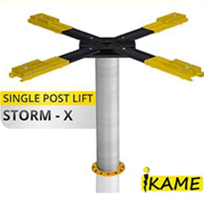 Hidrolik Mobil Ikame Storm X
