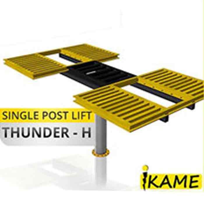 Hidrolik Mobil Ikame Thunder H