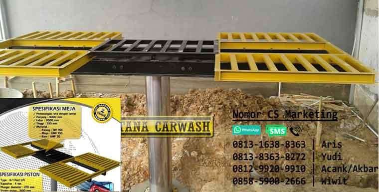 Jual Hidrolik Cucian Mobil Type H