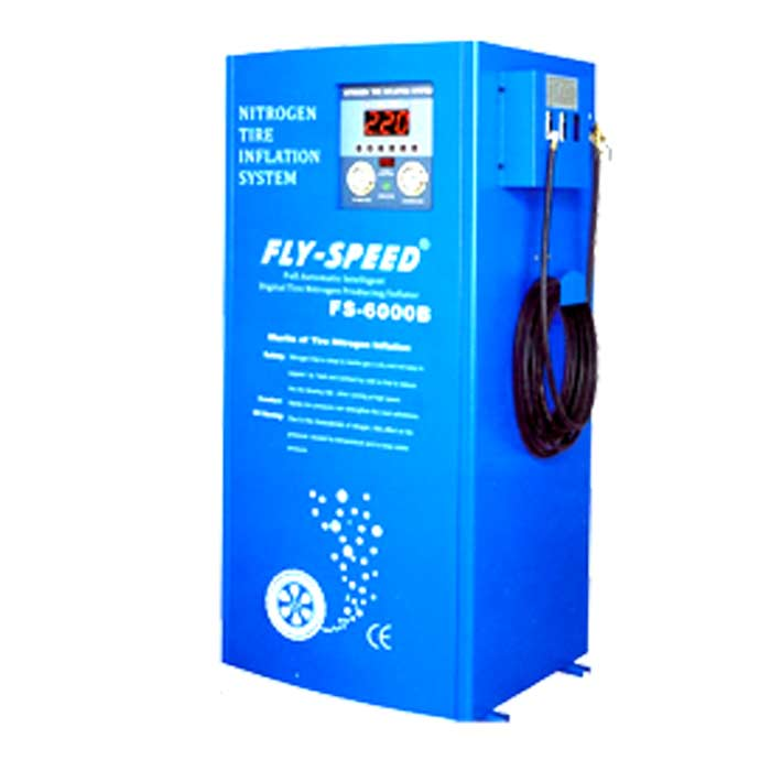 Nitrogen Generator Fly Speed FS 6000B