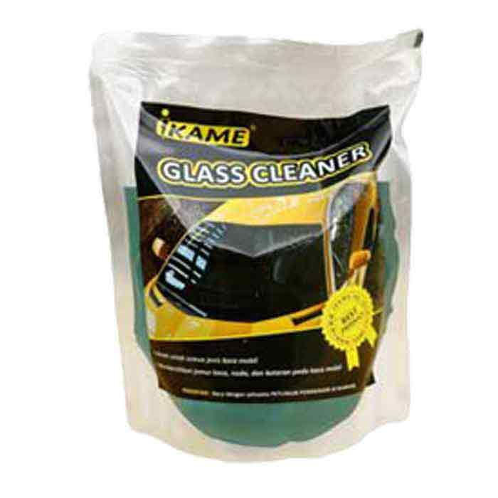 Ikame Glass Cleaner (Kemasan Plastik Pouch)