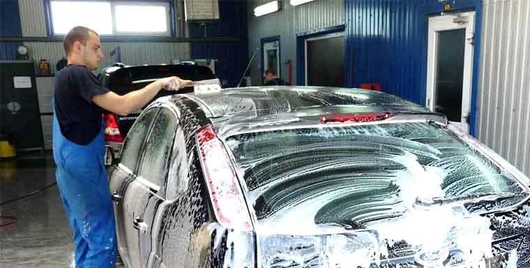 Modal Membuka Cuci Mobil, Apakah anda mau membuka usaha cucian mobil ?