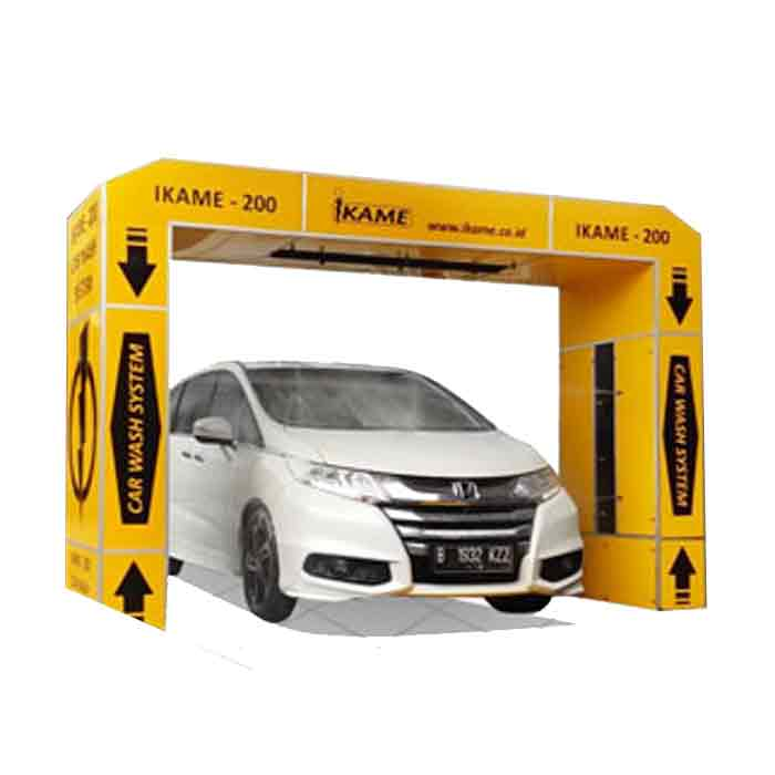 Automatic Car Wash Ikame 200