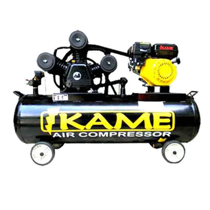 Kompresor Udara Ikame 5,5 Pk Motor Bensin