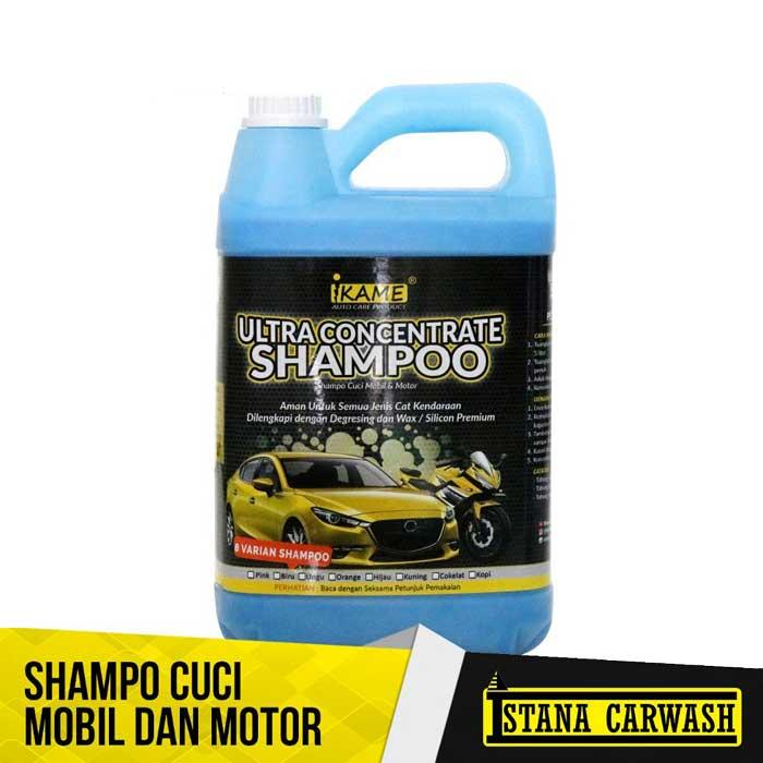 Biang Shampo atau Konsentrat Ultra Shampo Ice Cream