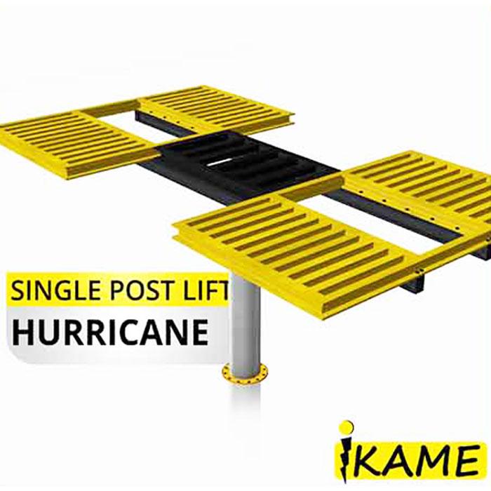 Hidrolik Mobil Ikame Hurricane H