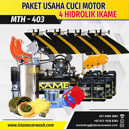 Paket Cuci Motor 4 Hidrolik – MTH 403