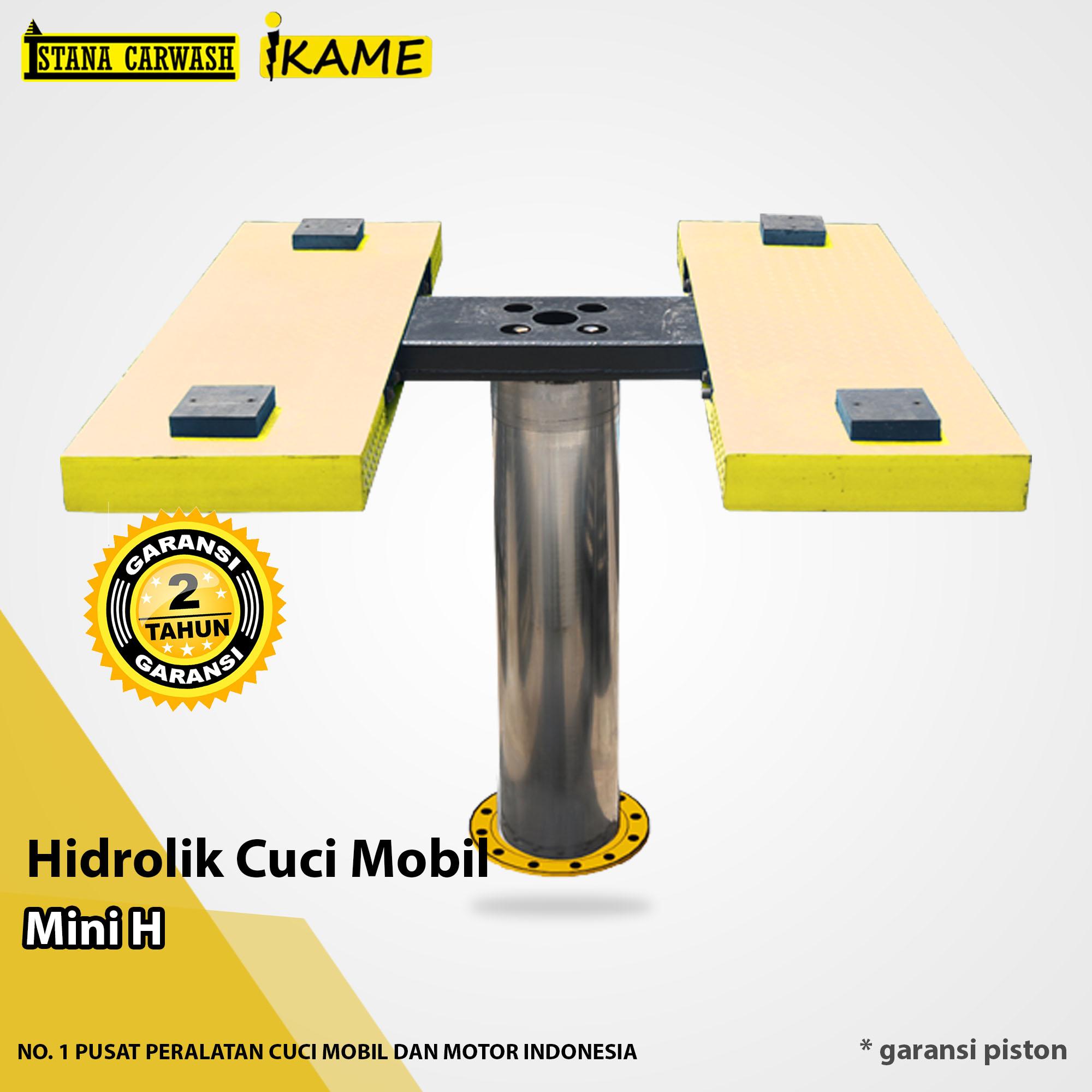 Hidrolik Mobil Ikame Mini H