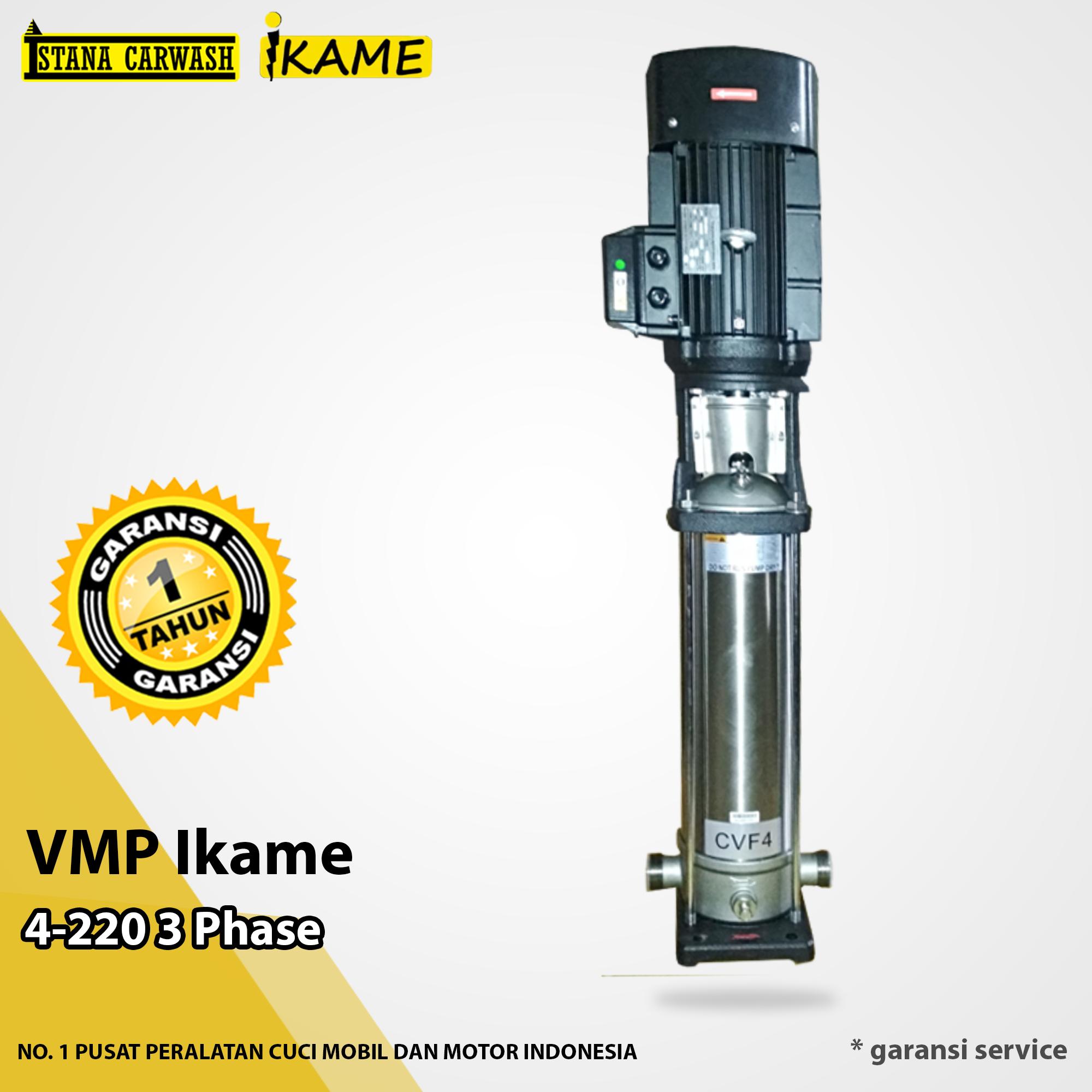VMP Ikame 4 – 220, 3 Phase