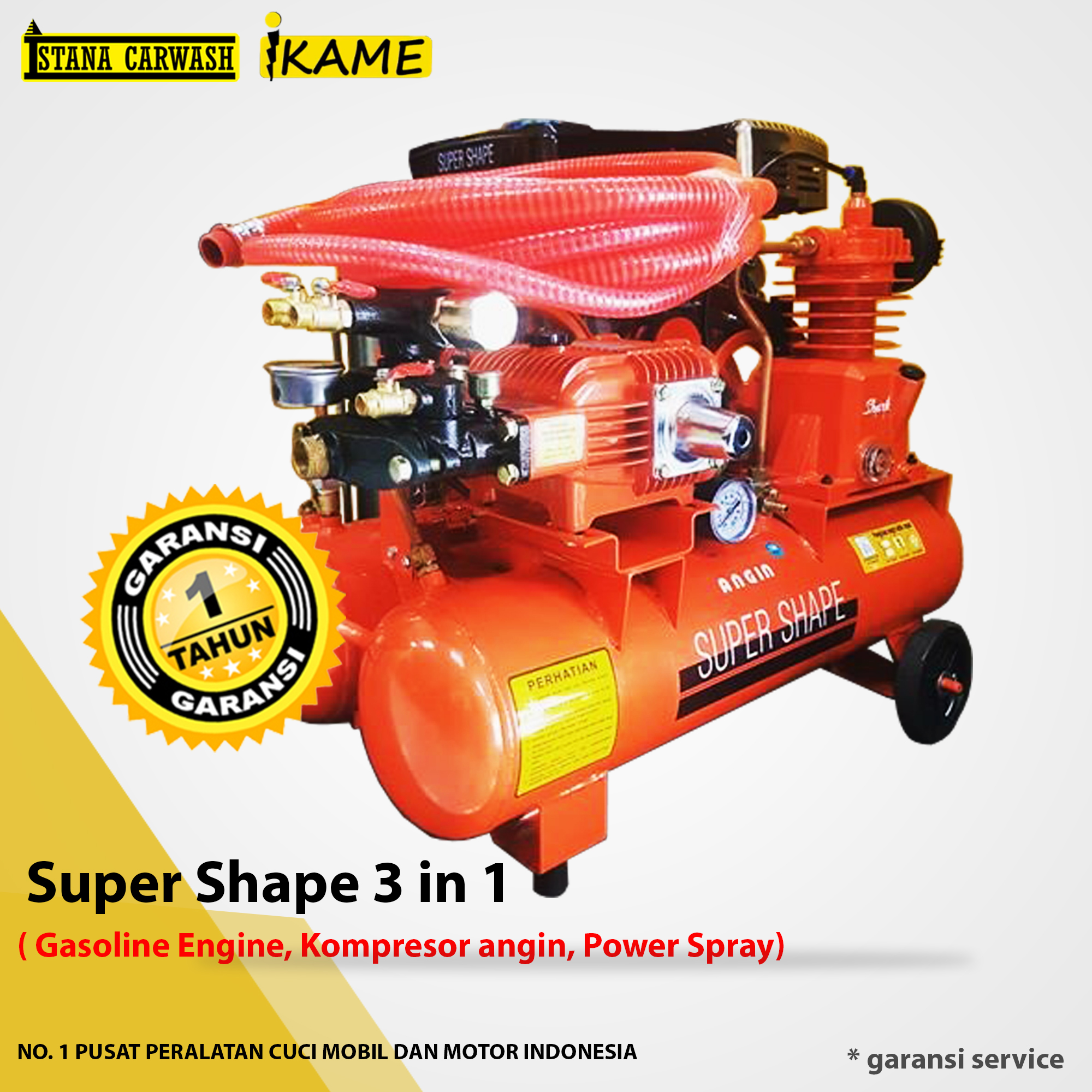 Super Shape 3 In 1