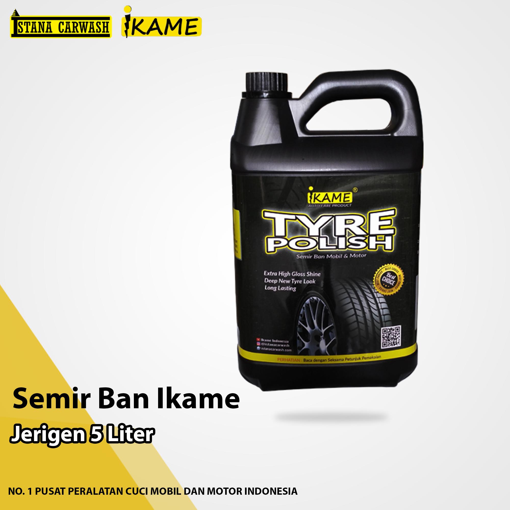 Semir Ban Ikame Jerigen 5 Liter