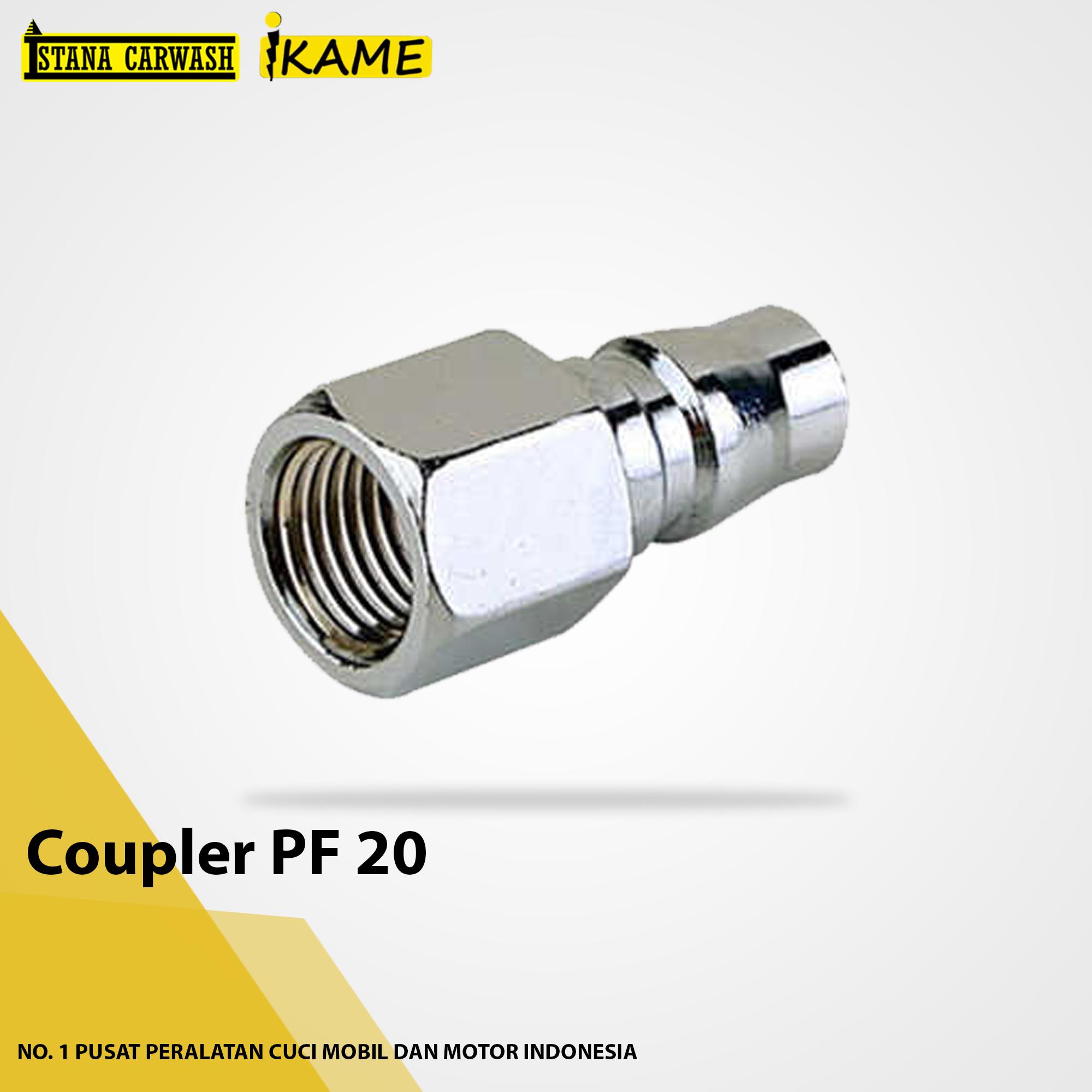 Coupler PF 20