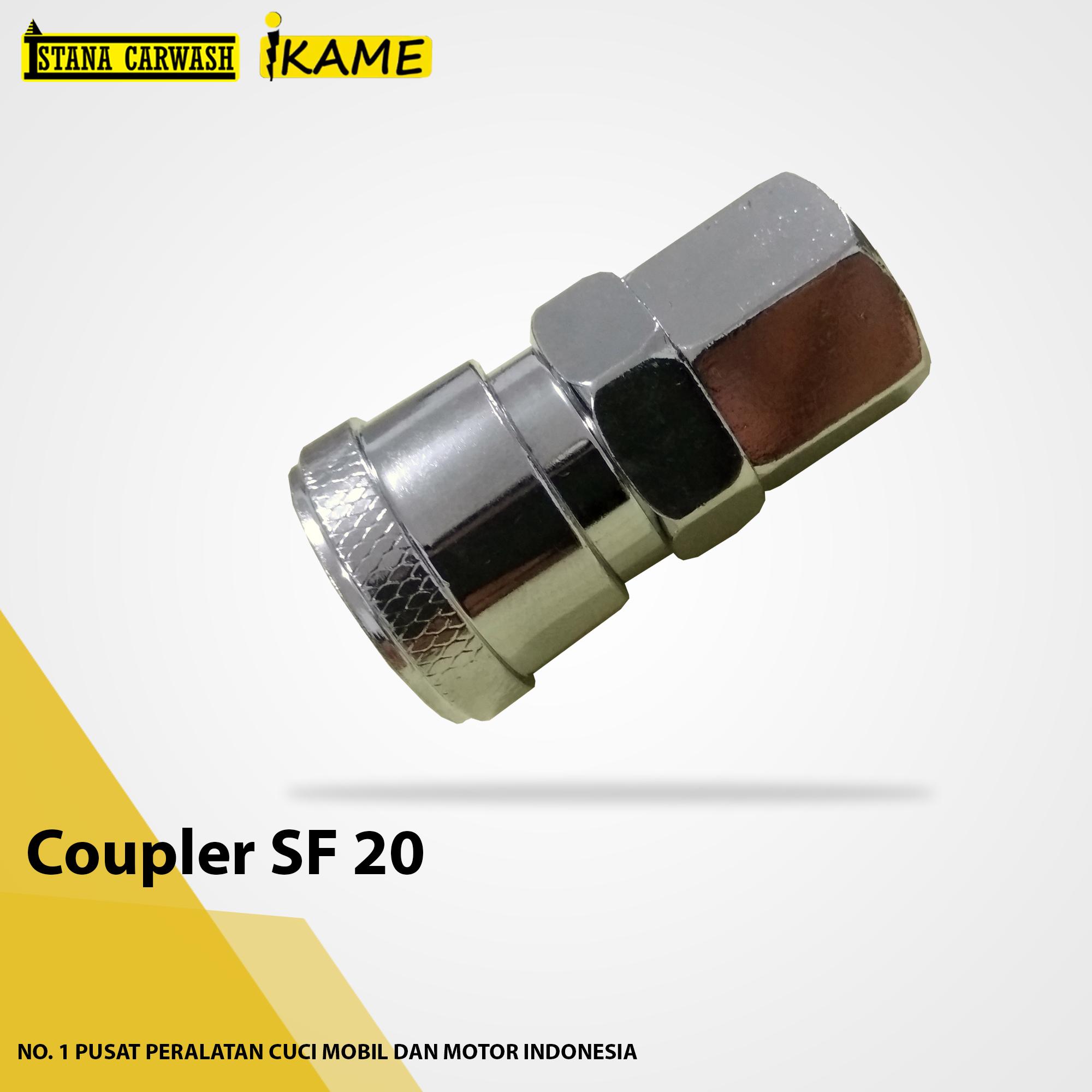 Coupler SF 20