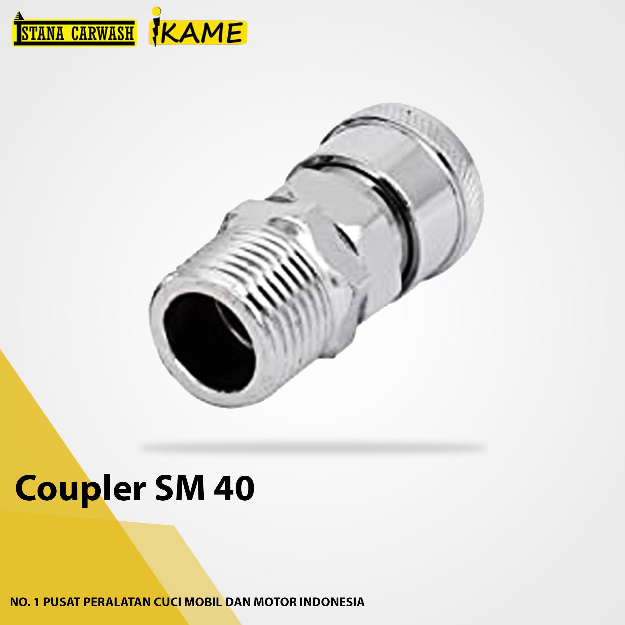 Coupler SM 40