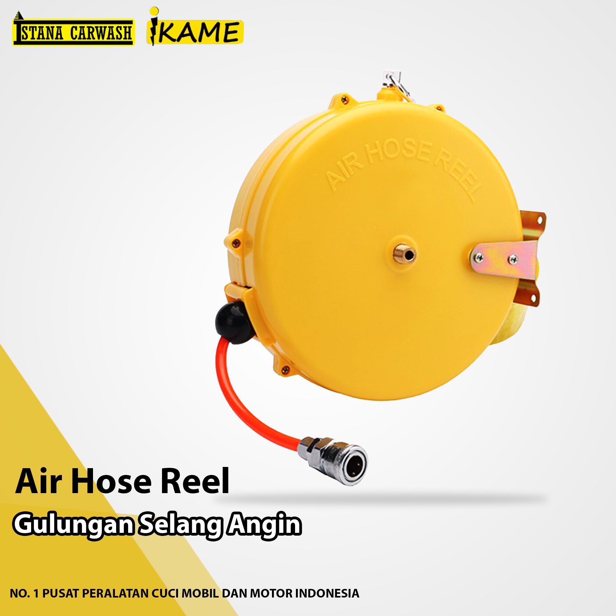 Air Hose Reel / Selang angin