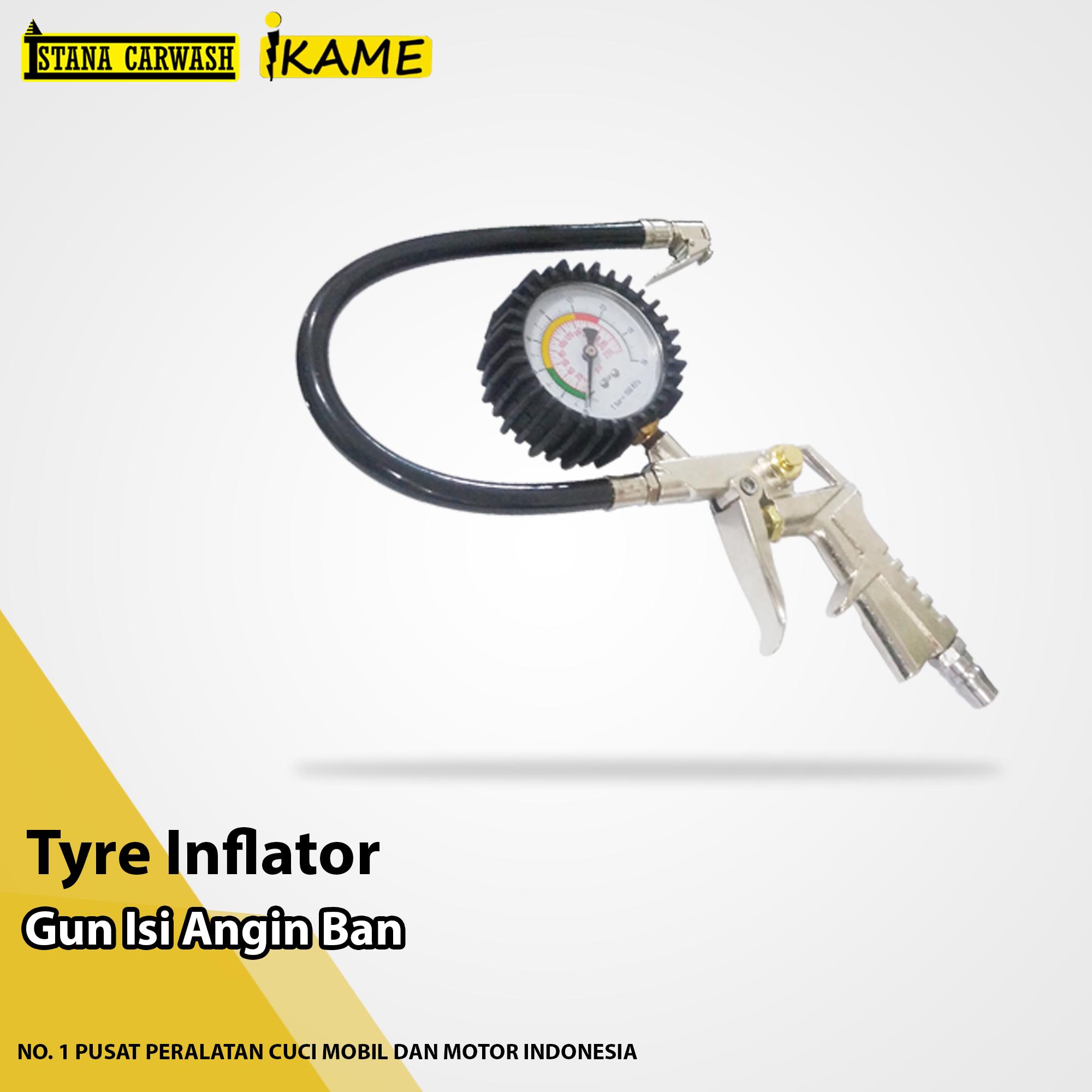 Tyre Inflator / Gun Isi Angin Ban