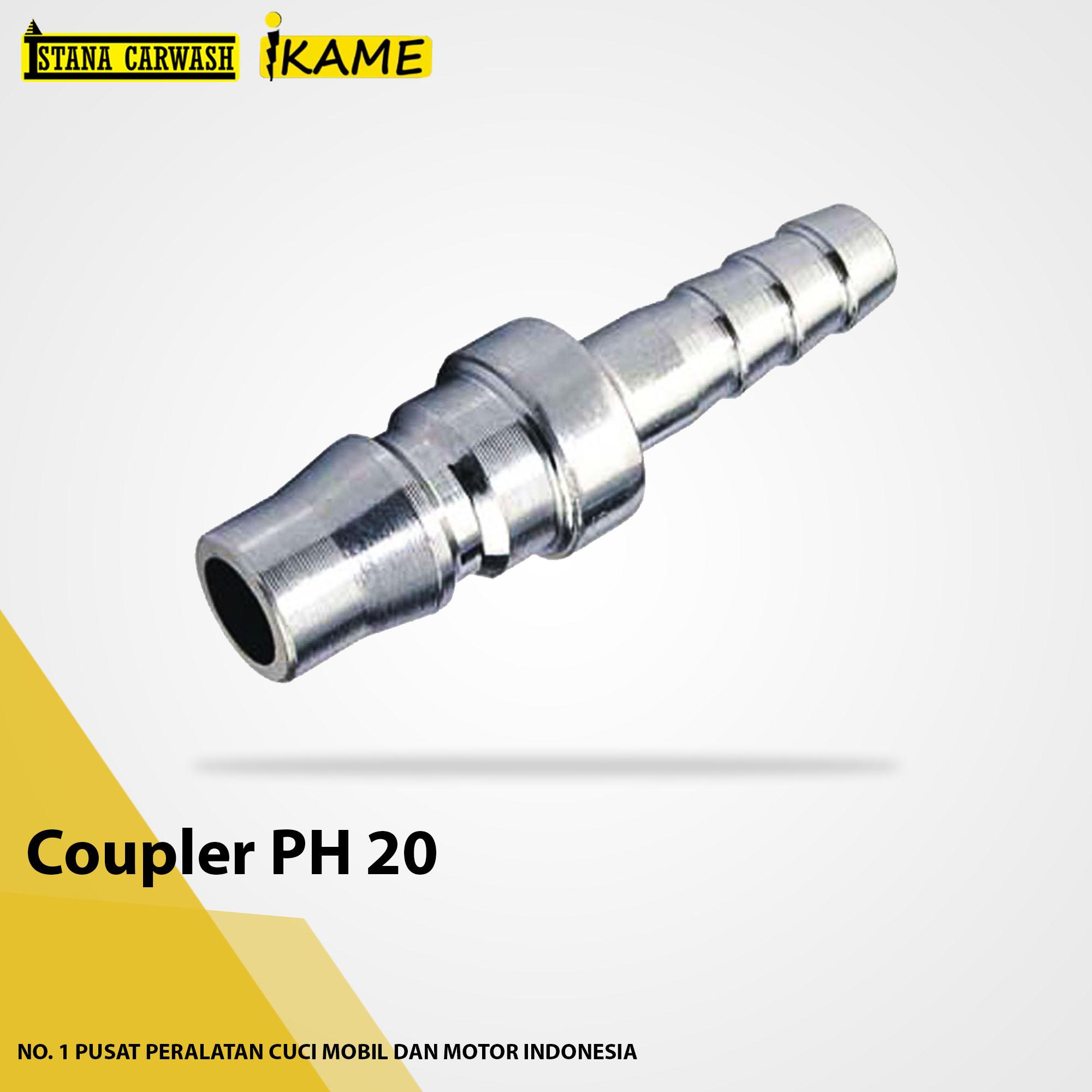 Coupler PH 20